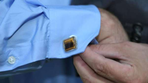 Button-Barrel Cuff Shirts