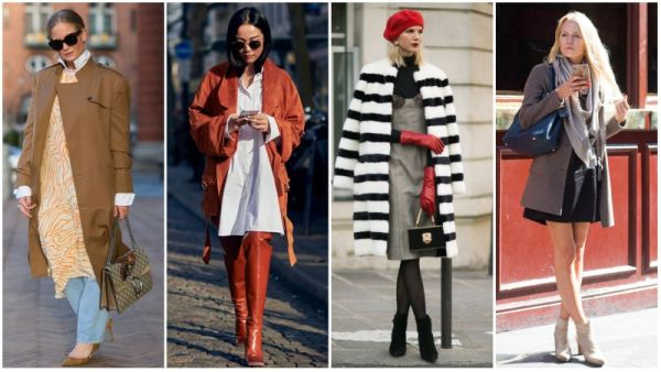 How to Wear Dresses in Winter