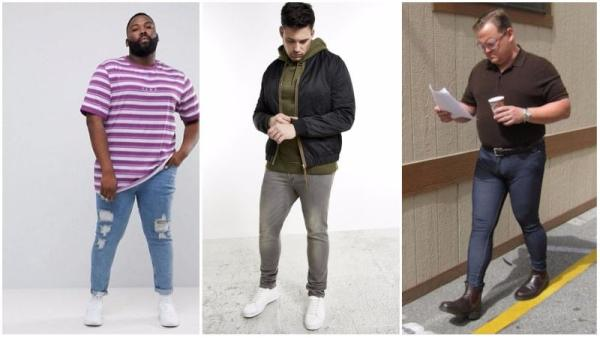 Worst Skinny Jeans for Big Guys