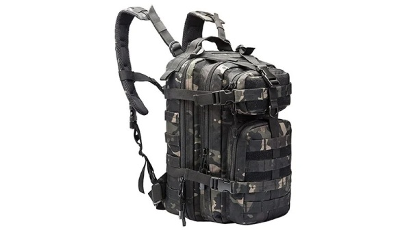 ArmyCamo Small Military Tactical Backpack