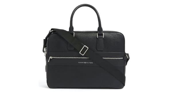 Tommy Hilfiger Modern Faux Leather Work Bag