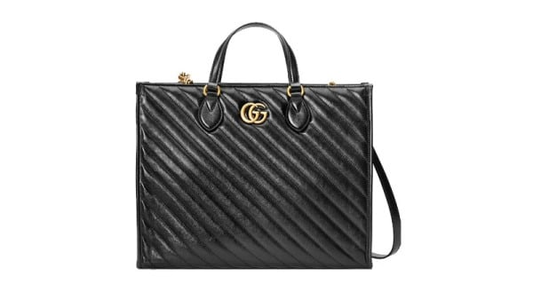 Gucci Marmont Top-handle Tote