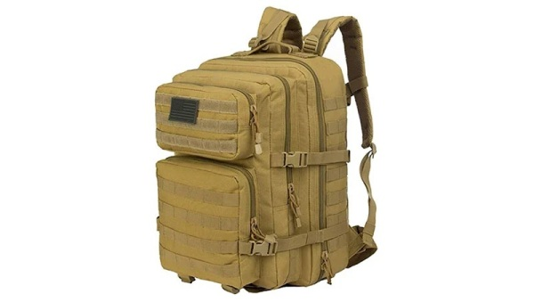 GZ XINXING 43L Large 3-Day Molle Assault Pack