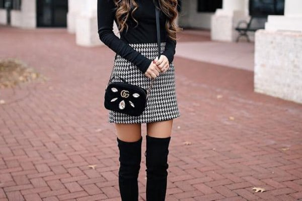 Cute Skirt Outfits You'll Wear All Year Long