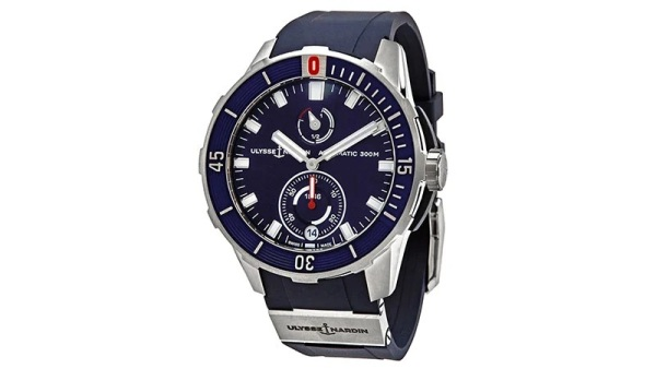 Ulysse Nardin Diver Chronometer Blue Dial Men's Watch