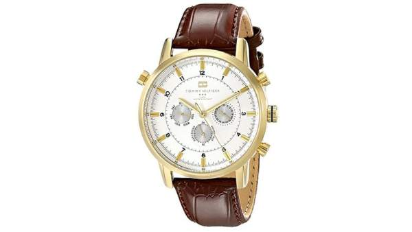 Tommy Hilfiger 1790874 Gold Tone Watch