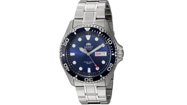 Orient Men's Ray II Japanese Automatic Stainless Steel Diving
