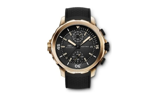"IWC Aquatimer Chronograph Edition ""Expedition Charles Darwin."""