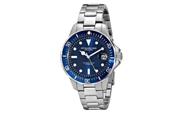 Stuhrling Aquadiver Divers Watch