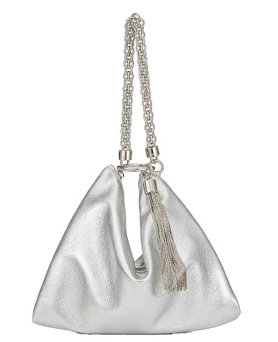 Callie Leather Clutch – Jimmy Choo Cocktail Party Handbags