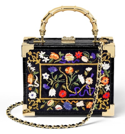 Aspinal of London – The Trunk Bag