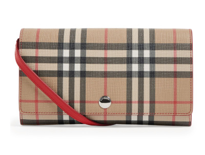 Vintage Check Wallet – BURBERRY