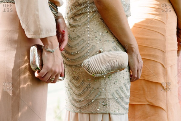 Best Designer Handbag For A Wedding Reception