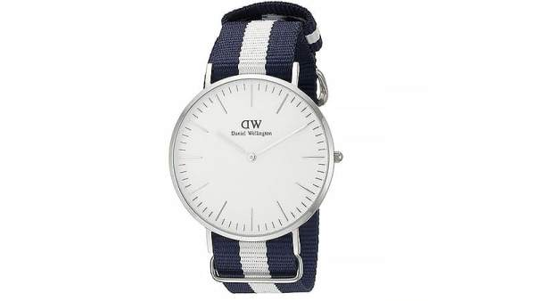 Daniel Wellington Men's 0204DW Stainless Steel Watch