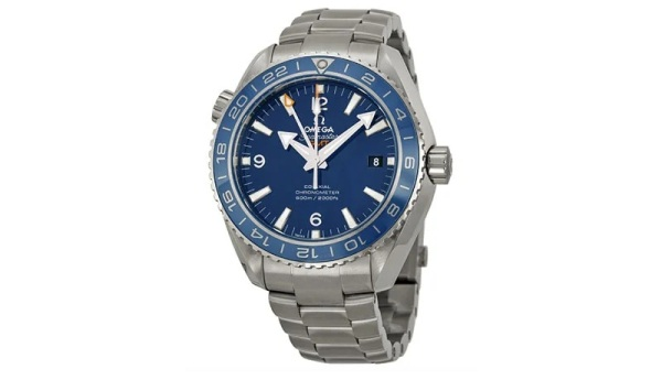 Omega Planet GMT Automatic Watch
