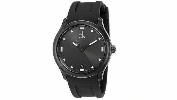 Calvin Klein Men's K2V214D1 Swiss Quartz Watch
