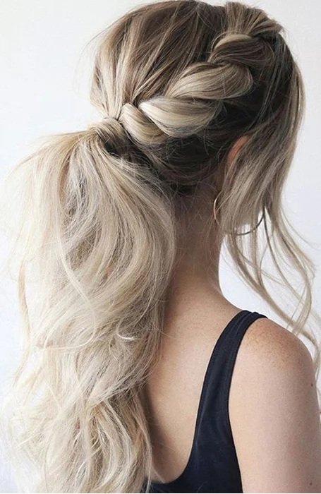 Ponytail Clip-in Hair Extensions