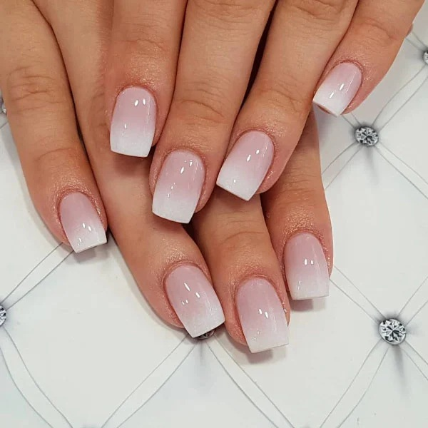 Faded French Tip