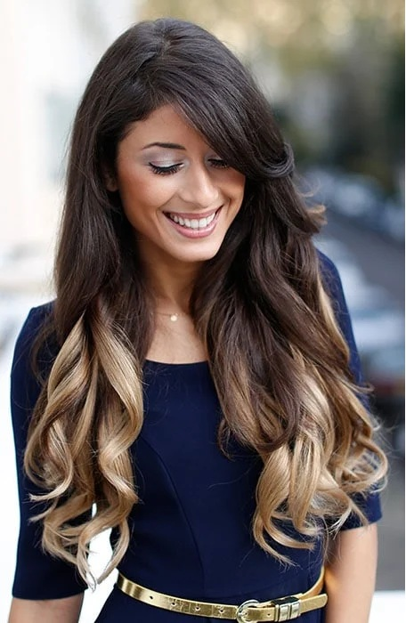 Blonde Ombre Balayage Hair Color Ideas