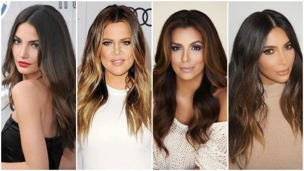 Hair Color for Brown Skin