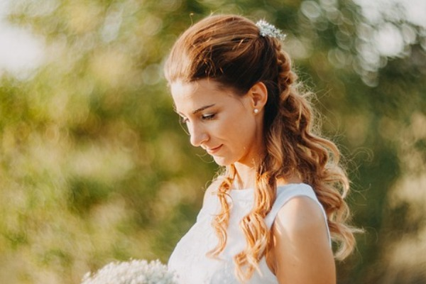 Chic Bridal Hairstyles For Your Special Day