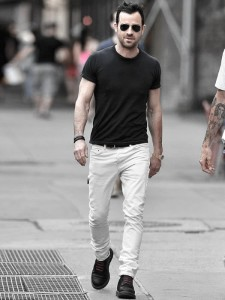 What To Wear With White Jeans For Men 2